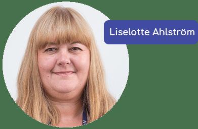 Liselotte Ahlström