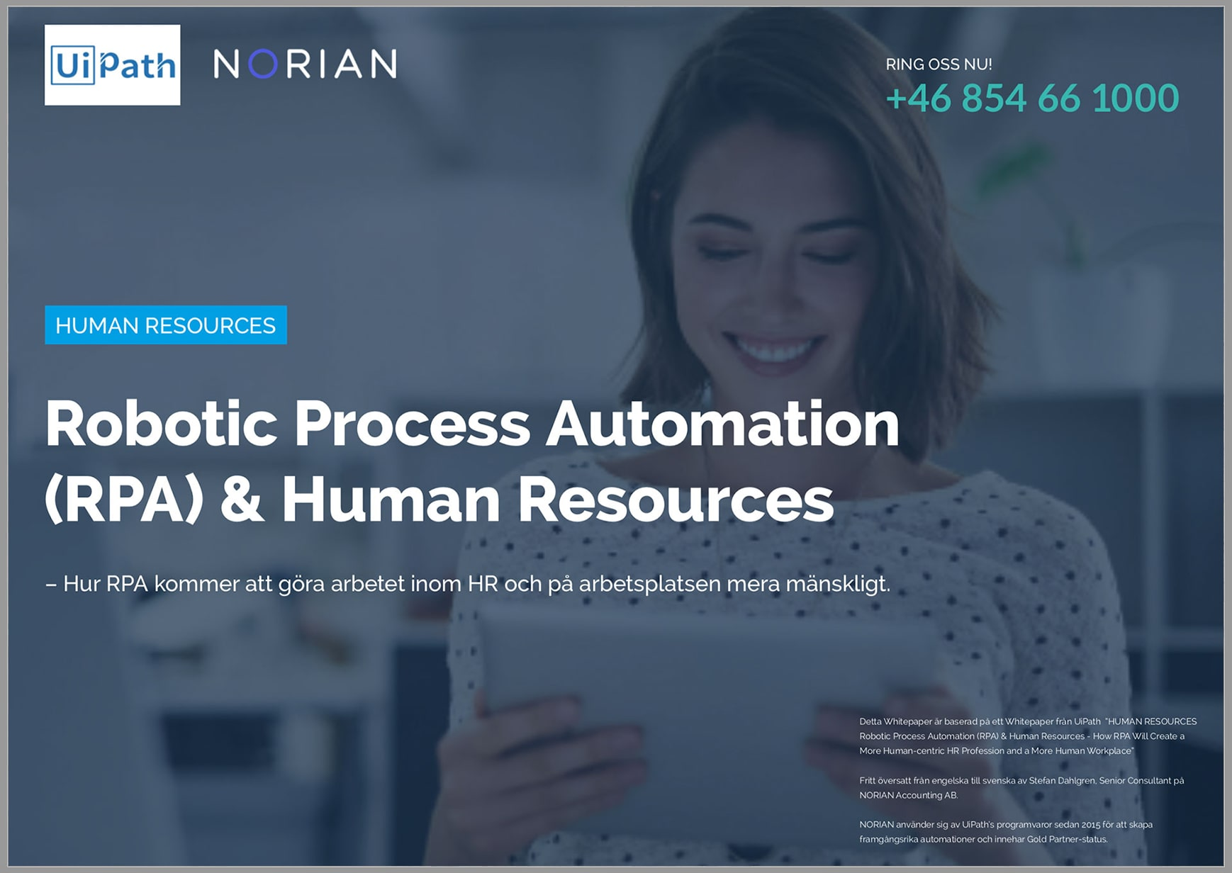 RPA human resources preview
